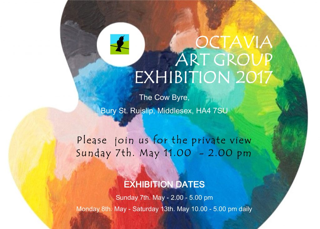 Octavia Art Group Exhibition 2017